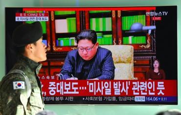 مجلس الامن يتجه الى تكثيف ضغوطه على بيونغ يانغ بعد اطلاقها صاروخا جديدا