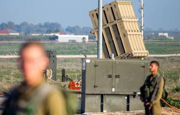 إطلاق صاروخ من غزة على سديروت في جنوب إسرائيل