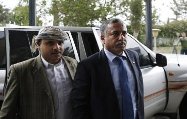 تشييع جثمان عارف الزوكا بمحافظة شبوة اليمنية