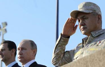 الأسد يلتقي بوتين في حميميم ، مفردات النصر والشكر والتخطيط للتسوية السياسية