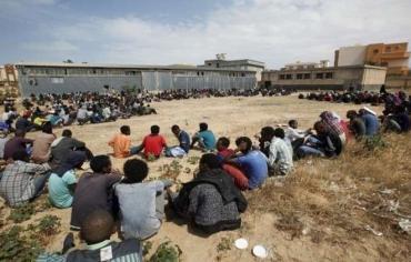 منظمة العفو تتهم أوروبا بالتحريض على انتهاكات حقوق المهاجرين في ليبيا