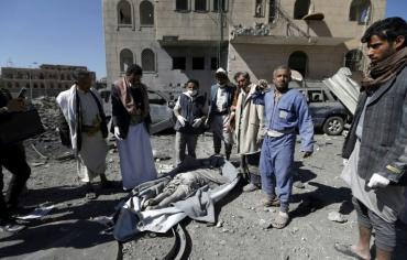 اكثر من 50 قتيلا من الحوثيين والقوات الحكومية تحرر بيحان