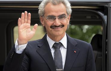رأي اليوم : نقل الوليد بن طلال إلى المستشفى وبن سلمان يتجه لعفو ملكي