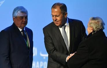 لافرينتييف في ختام سوتشي: نجاح المؤتمر سيكون حافزا لنجاح جنيف
