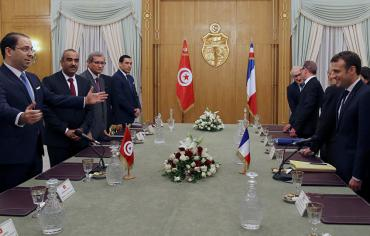 """""""فضيحة تجسس تهز تونس"""".. أسرار الدولة في قبضة شبكة استخباراتية"""