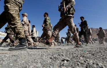القوات الحكومية اليمنية تتقدم في تعز