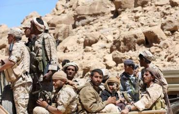 القوات الحكومية اليمنية تواصل تقدمها على عدة جبهات في اليمن