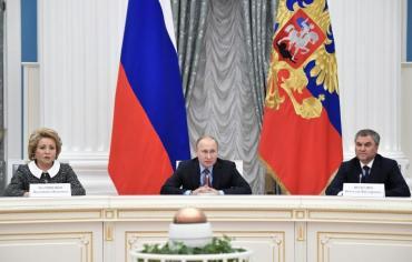 رئيس الدوما: زمن العقوبات على روسيا سينتهي قريبا