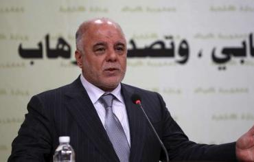 العبادي: اتفقنا مع أربيل على استئناف صادرات نفط كركوك