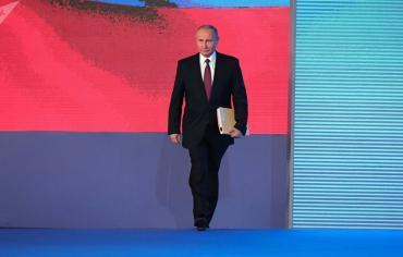 بوتين: أسطولنا القطبي الأقوى في العالم