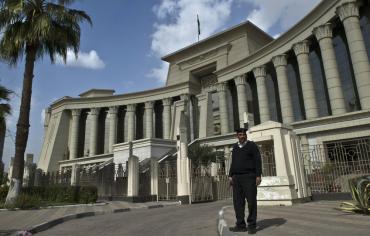 المحكمة الدستورية العليا في مصر تلغي جميع أحكام تيران وصنافير