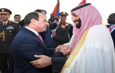 مصر والسعودية تعلنان تأسيس صندوق استثماري بـ 16 مليار دولار