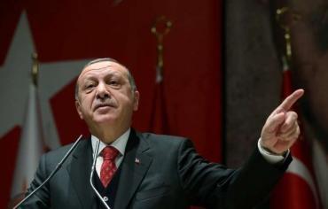 """أردوغان غاضب من تصنيف """"موديز"""" الائتماني لتركيا"""