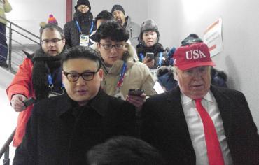 ترامب : كوريا الشمالية التزمت بتعهداتها
