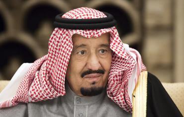 راتب الملك سلمان الشهري الفي ضعف راتب ترامب السنوي