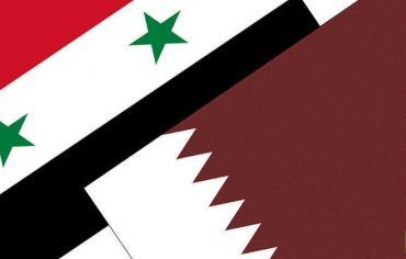 اتفاقية تعاون بين قطر وسوريا في مجال كرة القدم