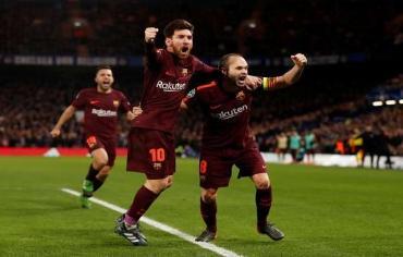 أنباء سارة لعشاق برشلونة قبل موقعة تشيلسي