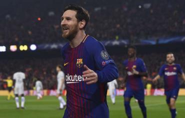برشلونة إلى ربع نهائي أبطال أوروبا
