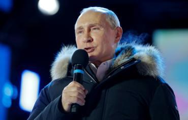 فلاديمير بوتين رمز عودة روسيا الى الساحة الدولية