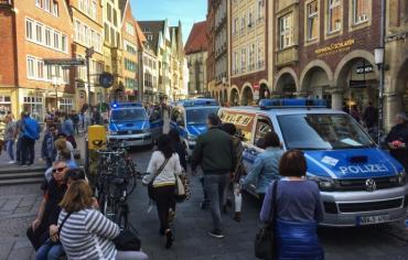 مضطرب نفسيا قتل شخصين دهسا في المانيا
