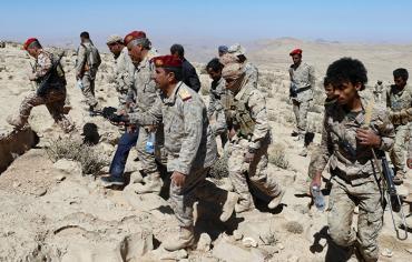 الجيش اليمني يعلن تحرير ميدي اليمنية بشكل كامل