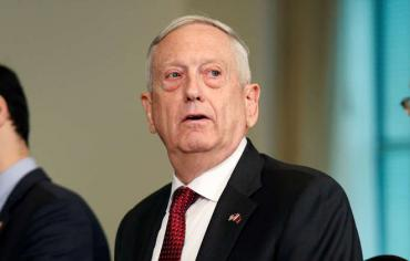 ماتيس: جاهزون لتوفير خيارات للرئيس ترامب بشأن سوريا
