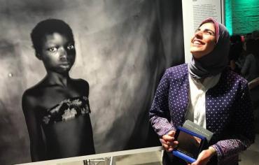 """مصورة مصرية تفوز بالجائزة الأولى في مسابقة """"الصحافة العالمية"""""""