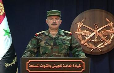 الجيش السوري: عدوان أمريكي بريطاني فرنسي بـ 110 صواريخ  ودفاعاتنا الجوية تسقط معظمها