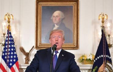 """البيت الأبيض: ترامب يريد عودة قواته """"بأقرب وقت ممكن"""""""