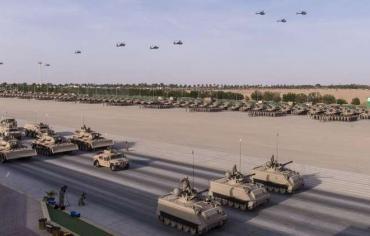 """الملك سلمان: """"درع الخليج"""" تأكيد على قدرتنا على العمل ضمن تحالف منسق"""