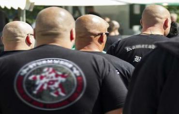 """الشرطة الألمانية تلاحق عناصر """"النسر الشمالي"""""""