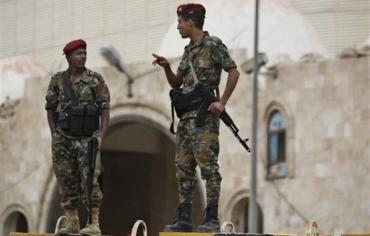 قائد وحدات القناصة الحوثي قتيلاً بغارة للتحالف