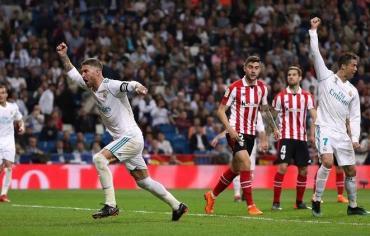 رونالدو ينقذ ريال مدريد بلمسة سحرية!