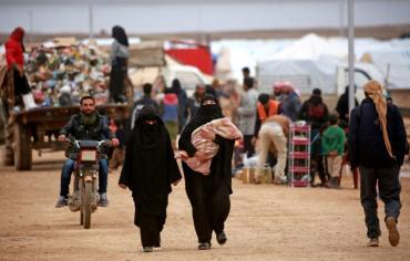قوات حكومية سورية تدخل الضمير قرب دمشق بعد اجلاء إرهابي جيش الاسلام