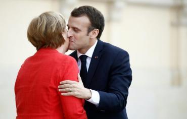مشروع ماكرون للاصلاحات في منطقة اليورو يواجه تحفظات المانية
