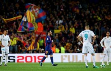 برشلونة يخرج بتعادل بطعم الفوز من الكلاسيكو