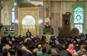 المساجد التي تمولها دول عربية في بلجيكا تحرض على الكراهية