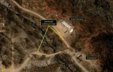 صحافيون اجانب يتوجهون الى كوريا الشمالية لتغطية تفكيك موقع التجارب النووية