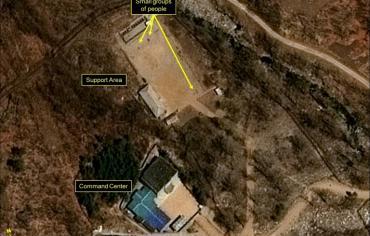 كوريا الشمالية تعلن التفكيك الكامل لموقعها للتجارب النووية