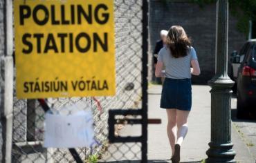 فوز كبير لمؤيدي الاجهاض في إيرلندا