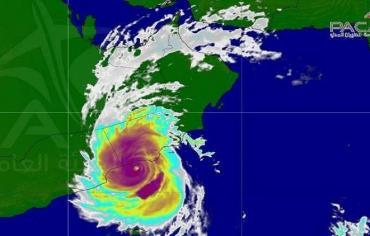"""خبير أرصاد عماني: مركز إعصار """"مكونو"""" أصبح من الدرجة الثانية"""
