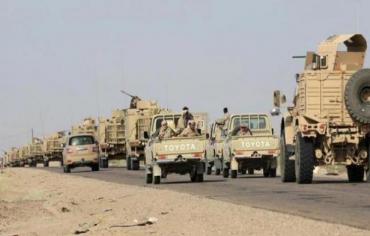 إستياء يمني من محاولات حزب الإصلاح عرقلة معارك تحرير الحديدة
