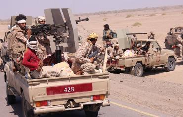 اليمن... القوات الحكومية تسيطر على وادي العطفين في صعدة