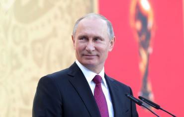 بوتين: روسيا سلكت مسار التنمية المستدامة