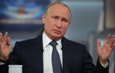 بوتين: لا ننوي حاليا سحب قواتنا من سوريا