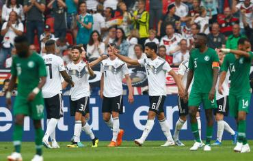 ألمانيا تلحق بالسعودية خسارتها الرابعة استعدادا للمونديال