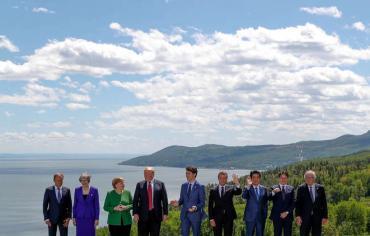 البيان الختامي لقمة G7