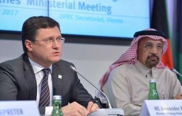 روسيا والسعودية تتفقان على توسيع التعاون من أجل استقرار أسواق الطاقة
