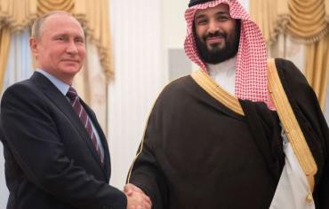 "بوتين وابن سلمان يتخذان ""قرارا تاريخيا"" لتمديد اتفاق ""أوبك +"" لأجل غير محدد"