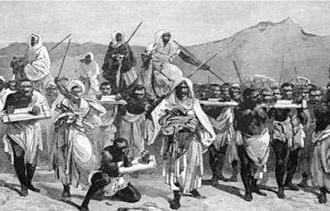 التحليل الجيني يثبت أن العرب ليسوا عرباً تماماً !